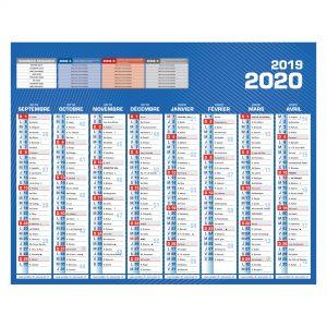 Jours fériés france 2020