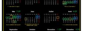 Calendrier Des Jours Fériés Du Sénégal 2020