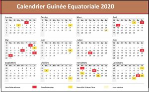 Festival De La Guinée équatoriale 2020