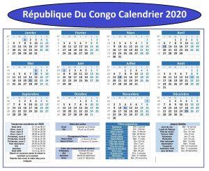 Calendrier Linafoot Rdc 2020