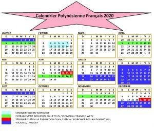 Calendrier Vaccinal Polynésie Française 2020