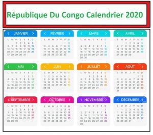 Calendrier Rdc Eliminatoire Can 2021